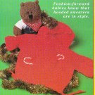 *Filet Crochet Rose Pillow Pattern - Cute Hippo - Baby Hoodie Patterns