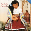 "*Crochet  18"" American Doll Pattern - Way Out West - Santa Fe Senorita"