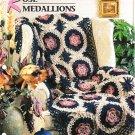 *Annie's Crochet Quilt Afghan Club - Rose Medallions