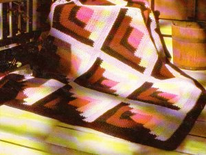 navajo afghan patterns - Inbox.com