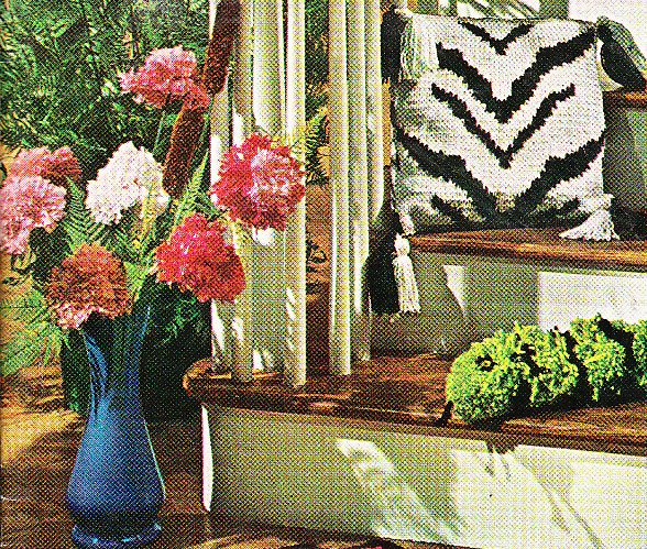 *Knitted Zebra Pillow and Others Toilet Tissue Covers Patio Rug and Place Mats