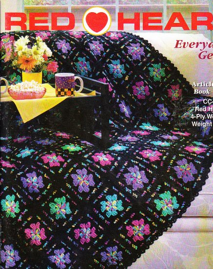 Crochet Afghan Patterns and Pillows - Knit Sweaters Scarf and Cap