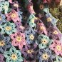 Crochet * 52 * Afghan Patterns Rambling Roses Patchwork