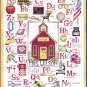 *Cross Stitch Pattern BOBBIE G. DESIGNS ~ MY TEACHER