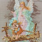 * ANGEL Cross Stitch KIT  ~ GUARDIAN ANGEL