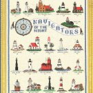 * Cross Stitch Pattern LIGHTHOUSE ~ Navigators of the Night