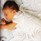 * Crochet Leisure ARTS Our Best Baby Afghans