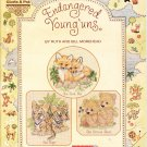 HTF CROSS STITCH PATTERN - Endangered Young'uns 2003