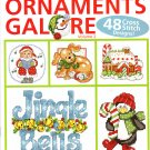 * CROSS STITCH PATTERN - Christmas Ornaments Galore  2010