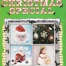 * Crochet Vintage 1981 Crochet World Christmas Omni Special
