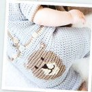 * Adorable Crochet for Babies and Toddlers - Free Shipping in the US