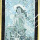 * Fairy Cross Stitch BLUE MOON FAERY ~ MYSTIC STITCH