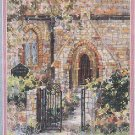 * Cross Stitch Kit  Marty Bell's SANCTUARY  1992