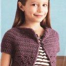 * 2 crochet Afghans - 1 knitted Shrug - Cro BEBOP Cardi - More