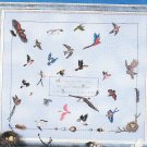 * BIRD CROSS STITCH PATTERN - THE 5TH DAY  No. 35