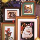 * CAT Cross Stitch Pattern  C IS FOR CAT 2001