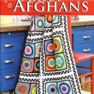 * Crochet Artsy Afghans - by Kathleen D. Garen