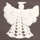 *Vintage Crochet Christmas Annual 1983 - Snowman Potholder - Tree Decorations - Angel