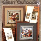 *8 Cross Stitch Patterns Stoney Creek THE GREAT OUTDOORS 2002