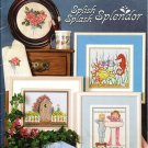 *10 Cross Stitch Patterns Stoney Creek SPLISH SPLASH SPLENDOR