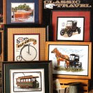 *5 Cross Stitch Patterns Stoney Creek CLASSIC TRAVEL