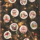 *12 Ornament Cross Stitch Kit - HOLIDAY FAVORITES