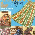 * 30 * McCall's Heirloom Afghans - Crochet - Knit - Embroider