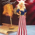 *Annie's Attic Crochet Fashion Doll Independence Angel Pattern