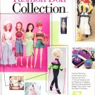 *CROCHET Annie's Attic Fashion Doll Collection - 57 Projects OOP/HTF
