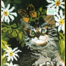 "*Latch Hook pattern - Kitten  - 30"" X 36"""