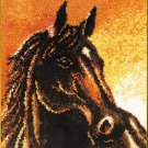 "*Latch Hook pattern - Arabian Stallion  - 30"" X 36"""