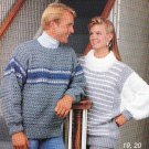 *Learn to Crochet in 8 Easy Steps - Christmas Stockings - Vests - Sweaters - Afghans