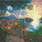*Disney Cross Stitch KIT DREAMS COLLECTION ~ PINOCCHIO WISHES