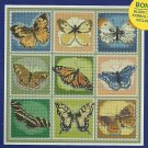 *Butterfly Cross Stitch - 9 patterns 1999 Candamar