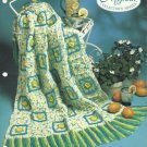 *Crochet Afghan Collector's Series - Lemonade Stars