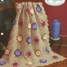 *Crochet Afghan Collector's Series - Deseret Blooms -