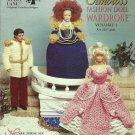 *Crochet  * 6 * Fashion Doll Timeless Wardrobe - Vol 1 - 1996