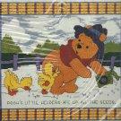 *Disney Pooh's Little Helpers Cross Stitch KIT