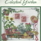 *Celestial Garden Cross Stitch Pattern Vermillion Giampa