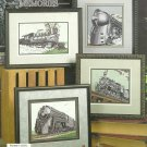 *Stoney Creek Cross Stitch Patterns RAILROAD MEMORIES