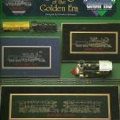*Great Big Graphs Cross Stitch Patterns TRAINS OF THE GOLDEN ERA