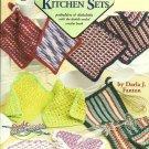 * 5 * Double-Ended Hook Dishcloths or Potholder Pattern
