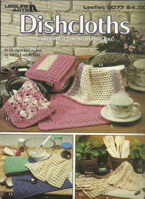 Crocheted Pot Scrubber Links - InReach - Business class