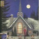 *Susan V. Cochrane - Cosy Cottages - Tissue Box - Mailbox