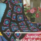 *Crochet Birds to Learn Math - Cute - Slippers - Jeweled Motifs Afghan PLUS