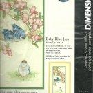 *Blue Jay Cross Stitch Bird Baby Blue Jays