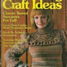 *Vintage Decorating Craft Ideas 1982 - Furniture Stain - Wreath Making