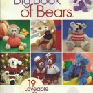 *Crochet - Big Book of Bears - 19 Loveable Bears-Annie's Attic