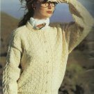 * 4 * Beautiful Sweaters to Knit for Him and Her - Patons Patterns-