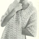 * Vintage Crochet Booklet - Let's Crochet - Beginners' Stitches